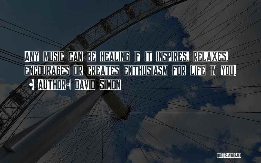 David Simon Quotes 1349930