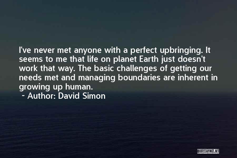 David Simon Quotes 1597718