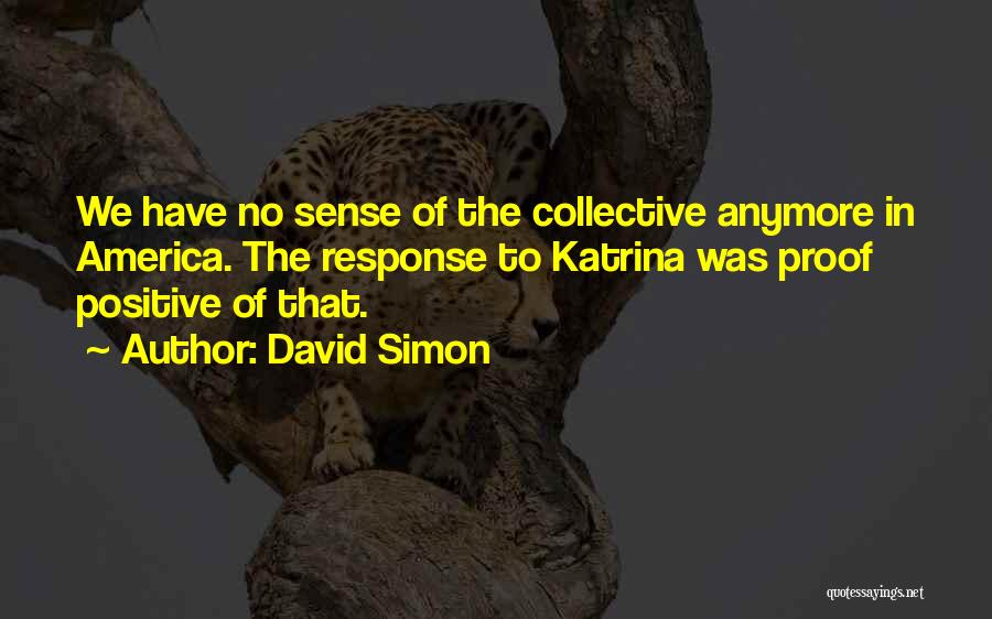 David Simon Quotes 1692203