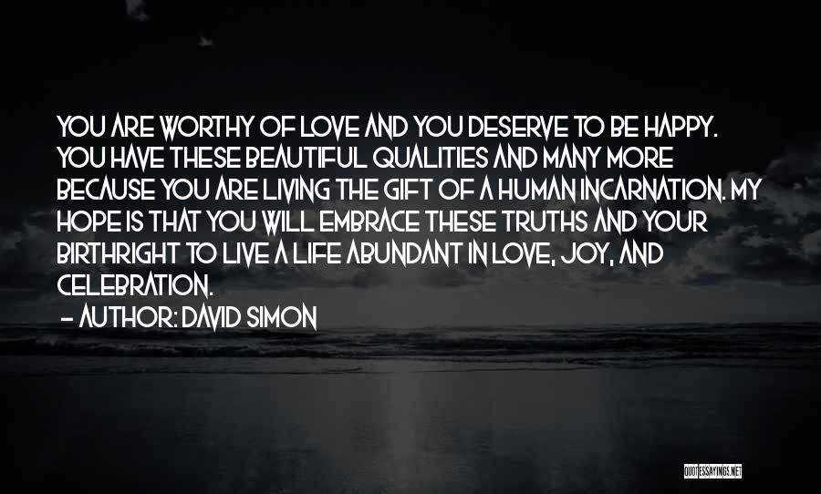 David Simon Quotes 1831628