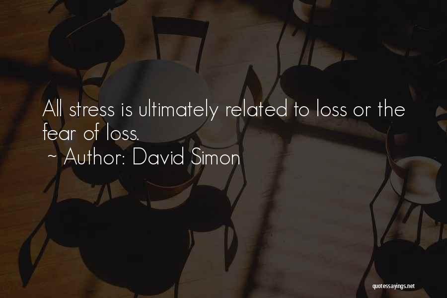 David Simon Quotes 1843892