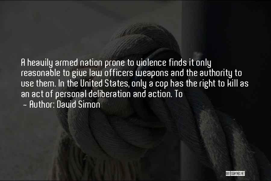David Simon Quotes 2081850