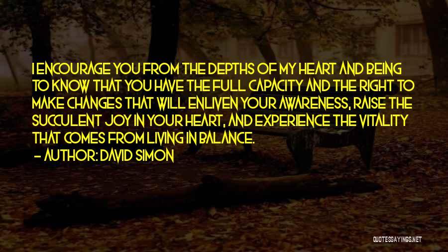 David Simon Quotes 796509