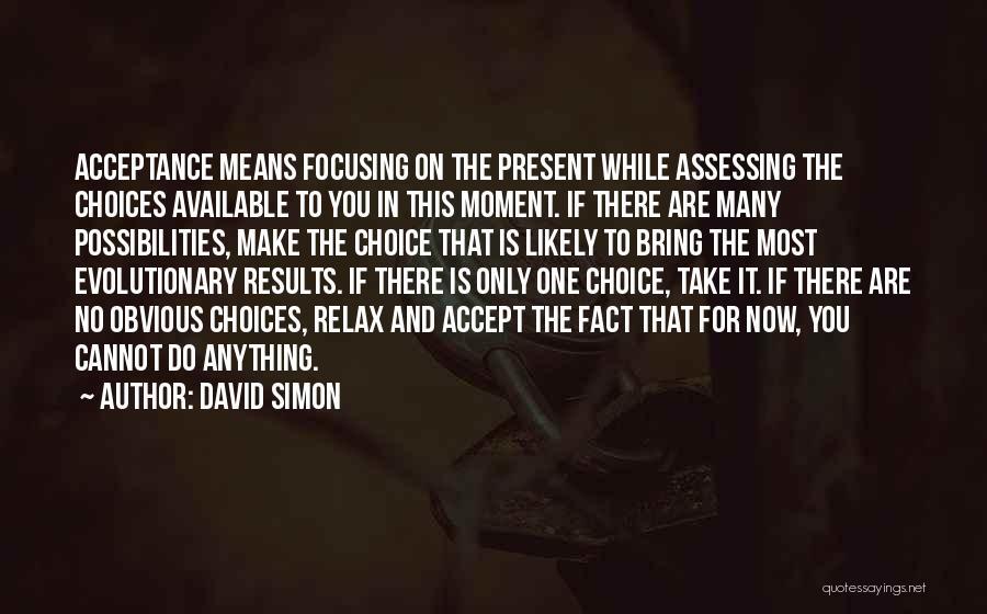 David Simon Quotes 909008