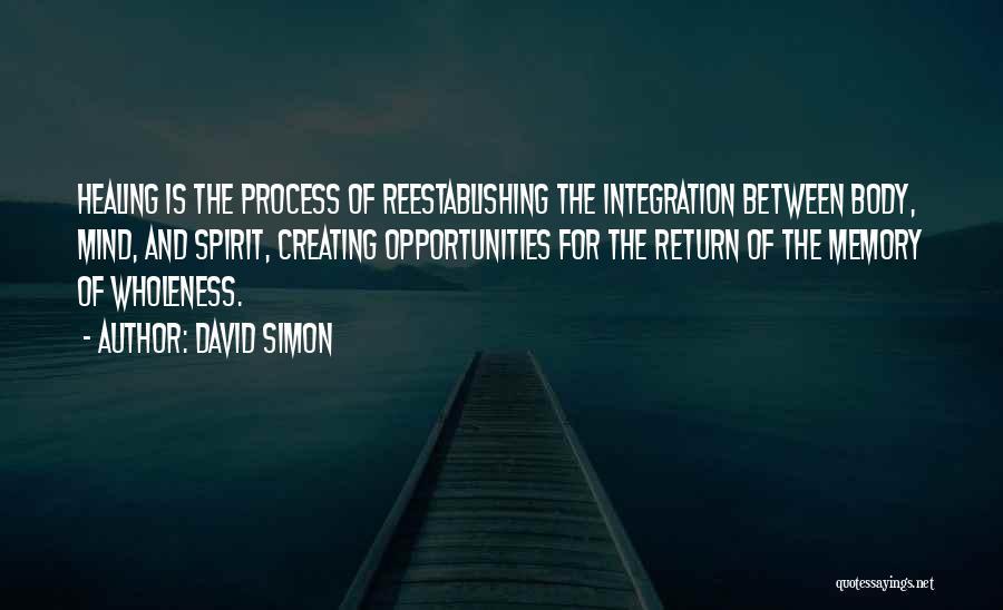 David Simon Quotes 968910