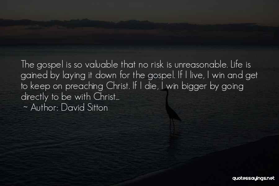 David Sitton Quotes 752665