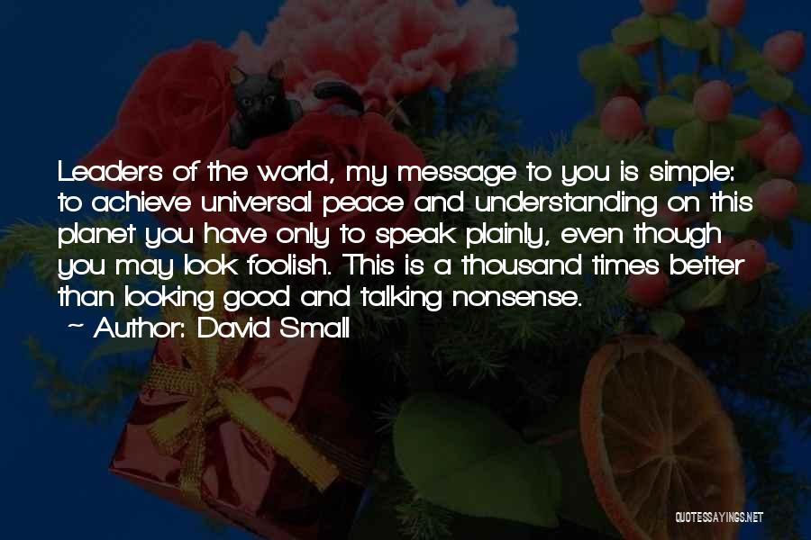 David Small Quotes 1728572