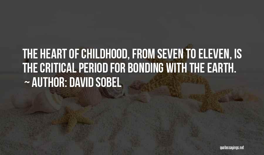 David Sobel Quotes 969111
