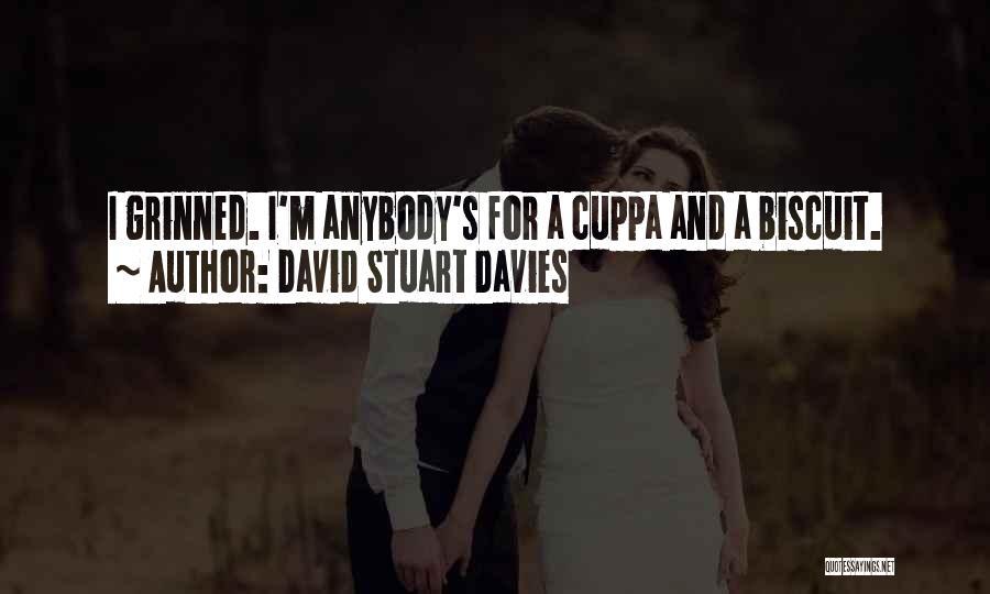 David Stuart Davies Quotes 270614