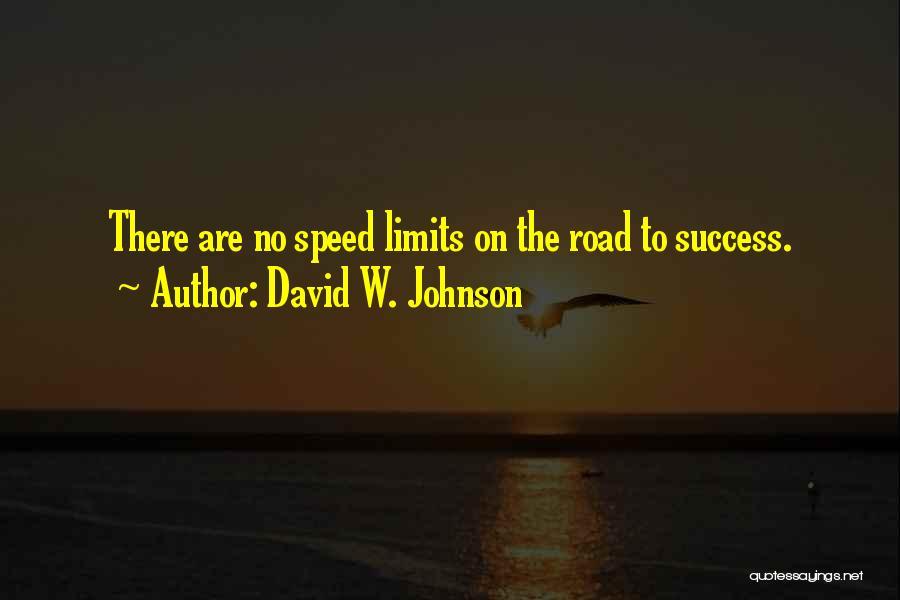 David W. Johnson Quotes 1786918
