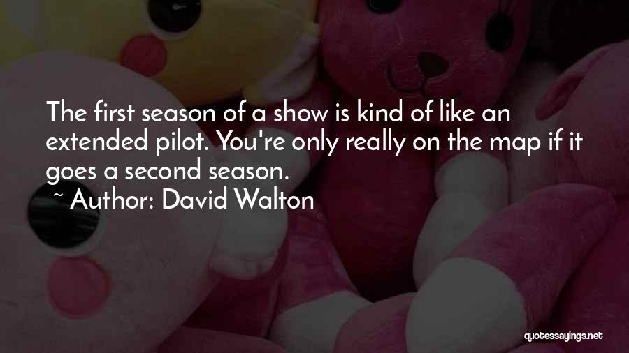 David Walton Quotes 1504065