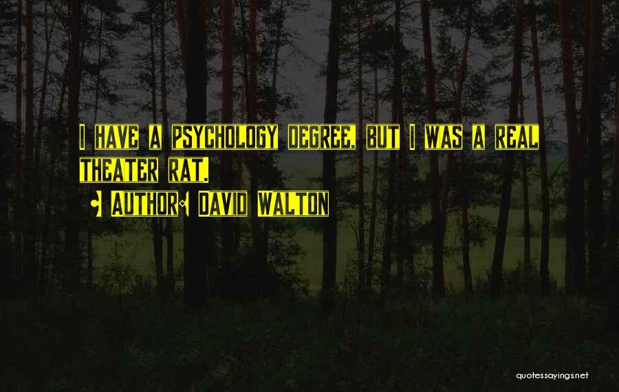 David Walton Quotes 1520890