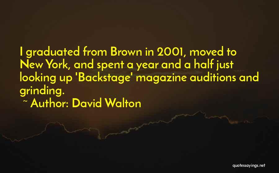 David Walton Quotes 1536034