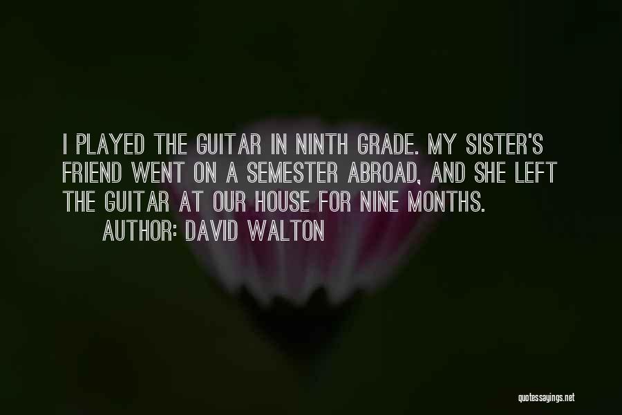 David Walton Quotes 1624113