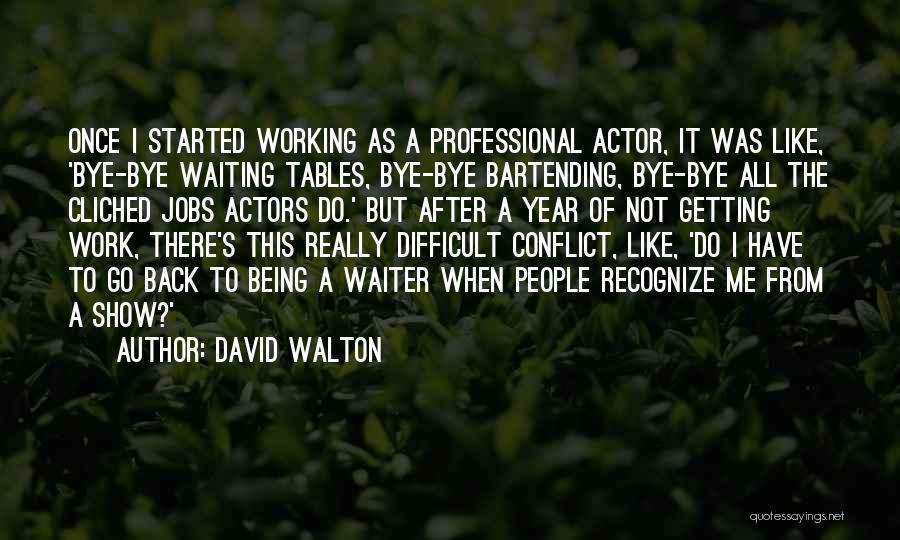 David Walton Quotes 1781271
