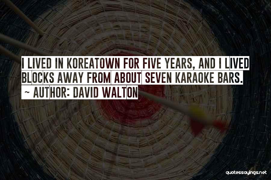 David Walton Quotes 1812447