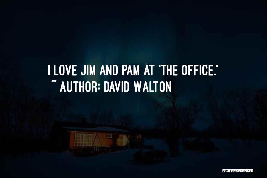 David Walton Quotes 2007655
