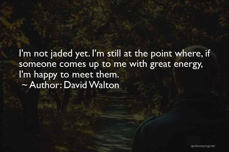 David Walton Quotes 2013043