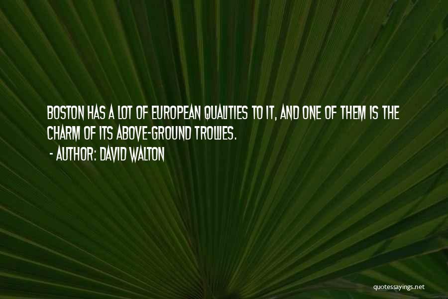 David Walton Quotes 2148367