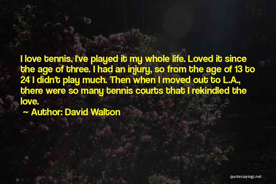 David Walton Quotes 391968