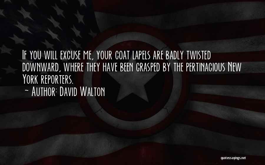 David Walton Quotes 618655