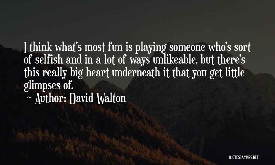 David Walton Quotes 724081