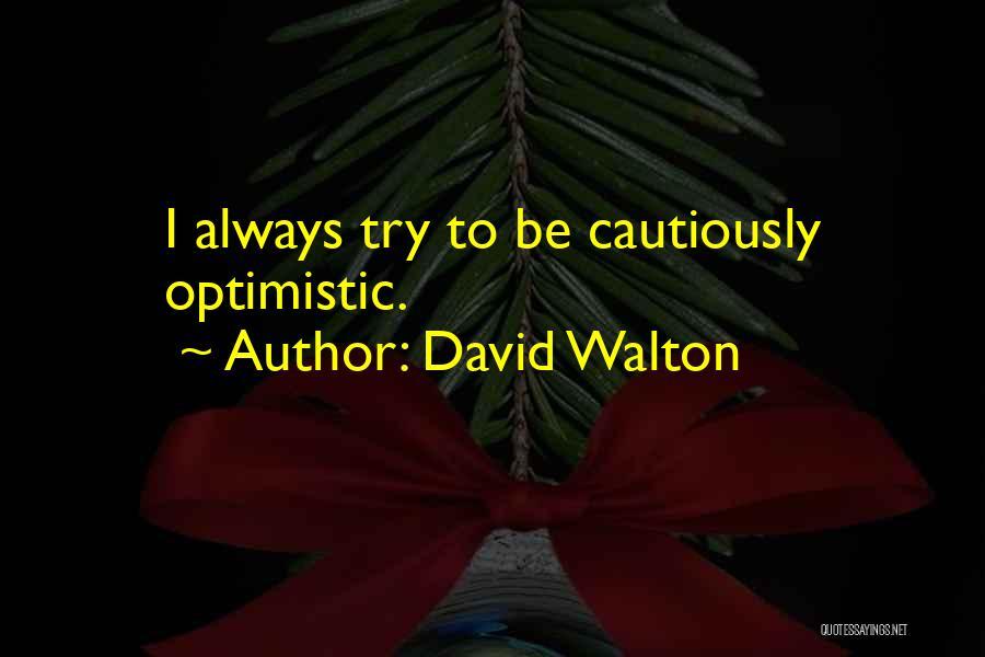 David Walton Quotes 774912