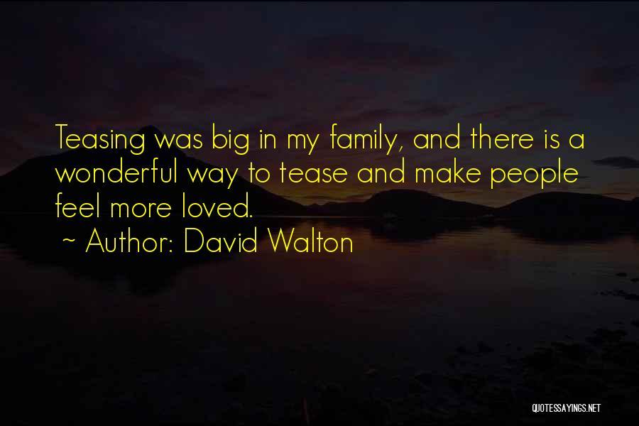 David Walton Quotes 858312