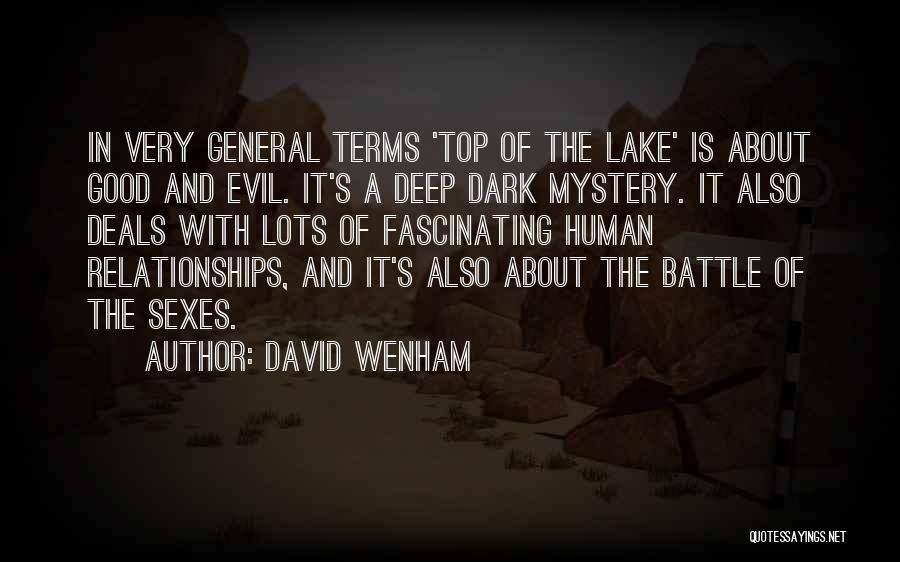 David Wenham Quotes 1492406