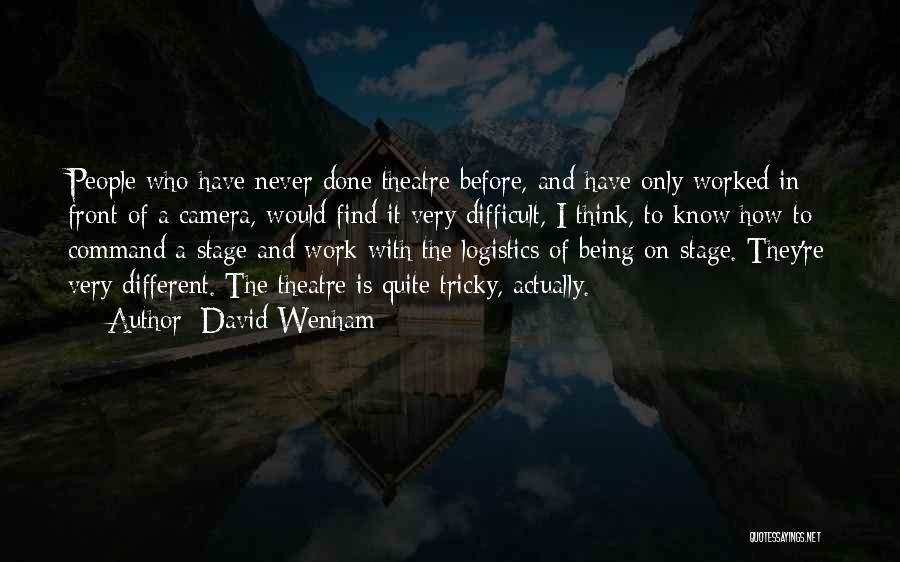 David Wenham Quotes 161938
