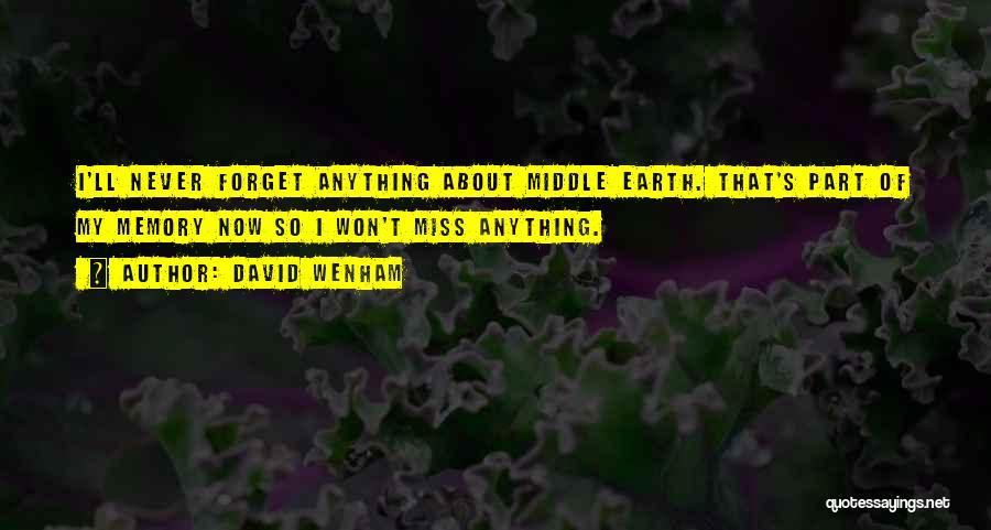 David Wenham Quotes 1729083