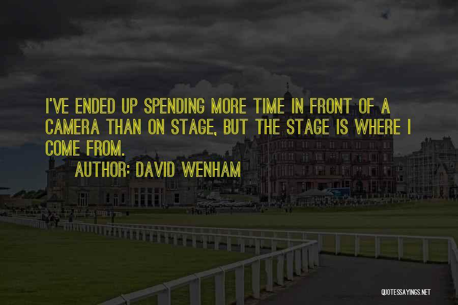 David Wenham Quotes 1909953