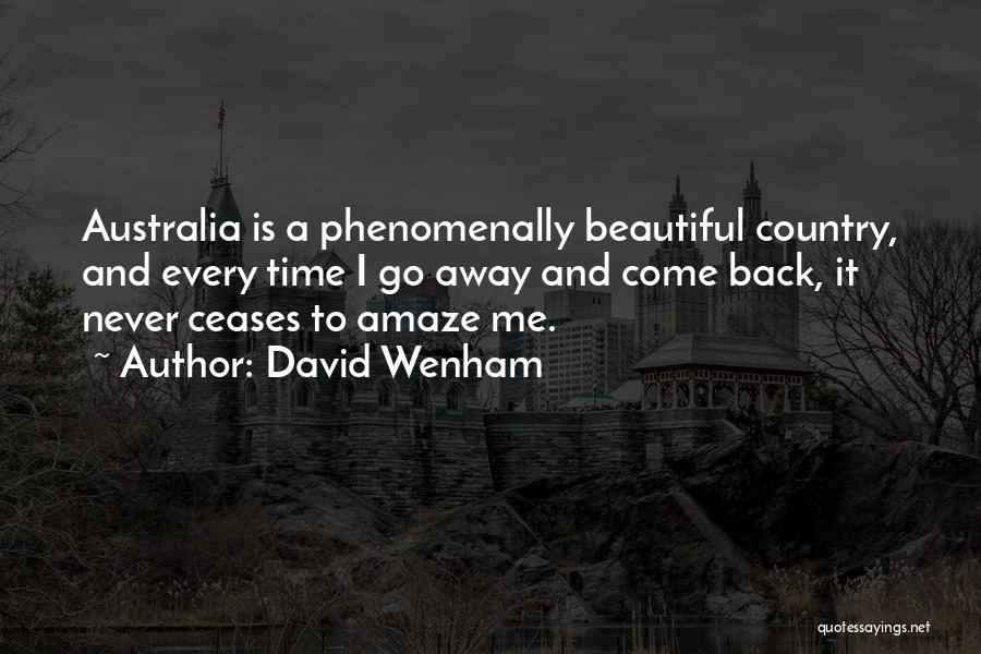 David Wenham Quotes 963788