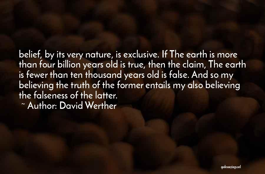 David Werther Quotes 2095149