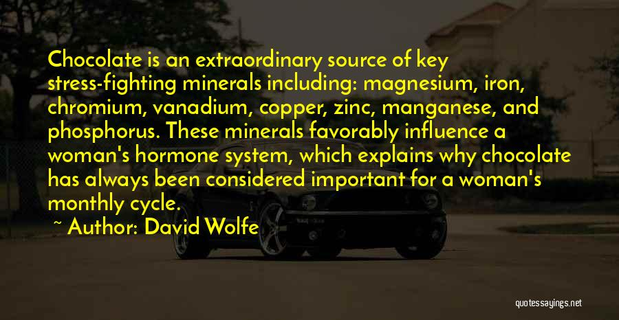 David Wolfe Quotes 1281671
