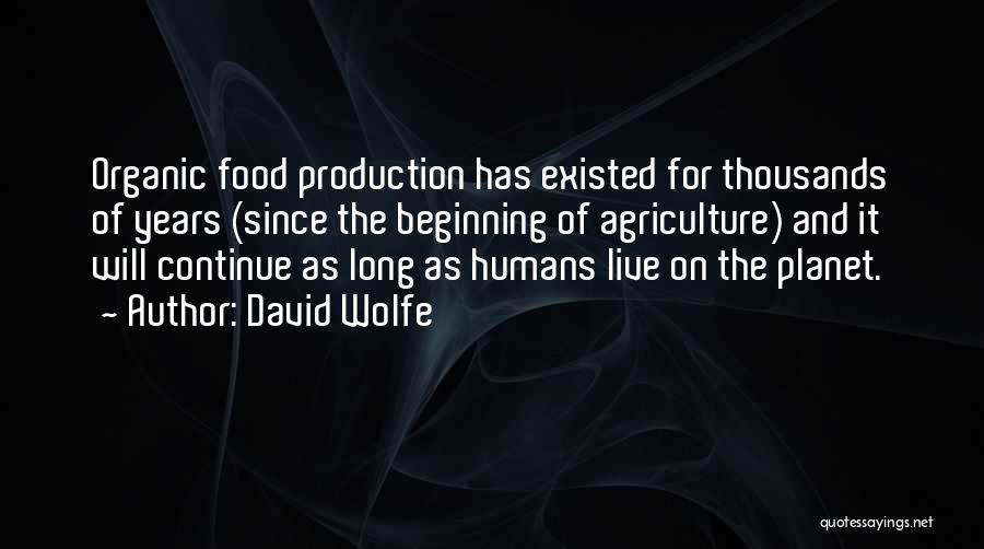 David Wolfe Quotes 1396704