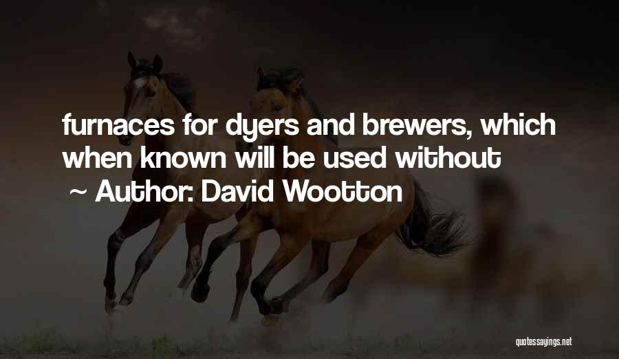 David Wootton Quotes 905124