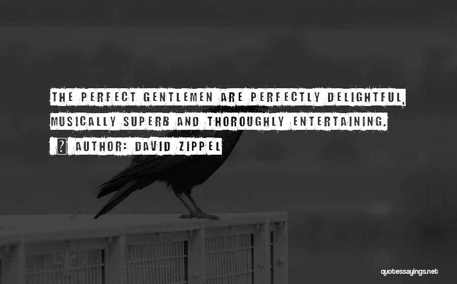 David Zippel Quotes 642127