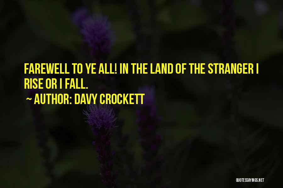 Davy Crockett Quotes 1246006