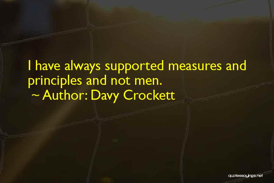 Davy Crockett Quotes 1325130