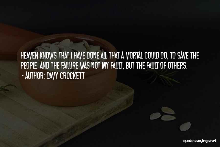 Davy Crockett Quotes 1826813