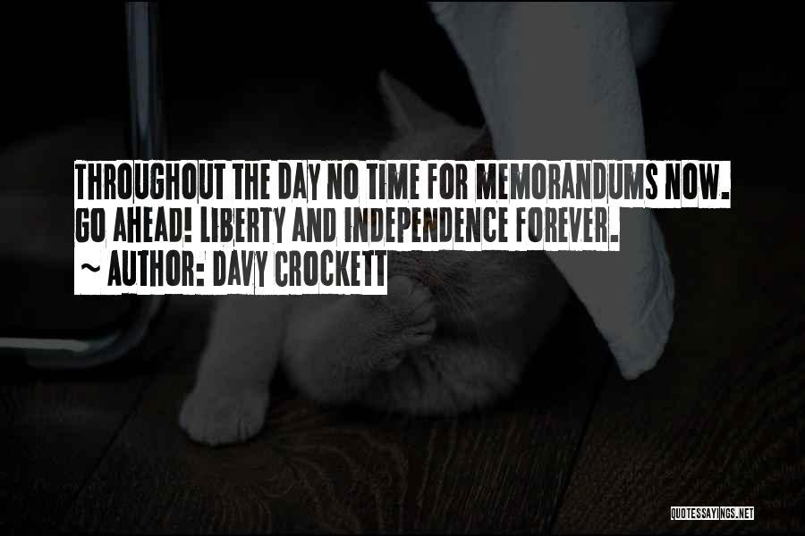 Davy Crockett Quotes 1921407
