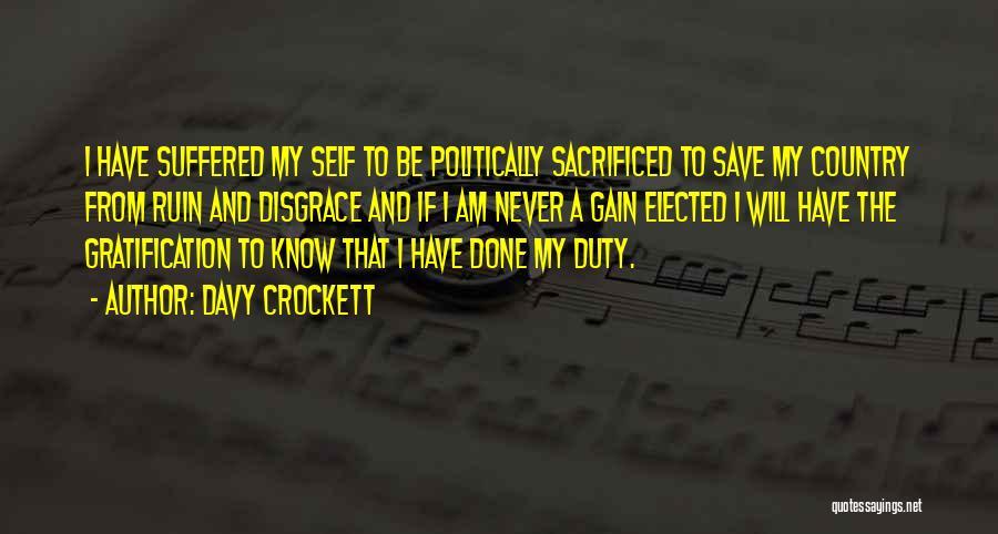Davy Crockett Quotes 1952380
