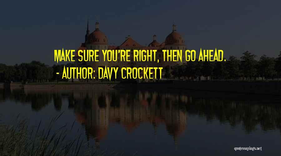 Davy Crockett Quotes 1995292