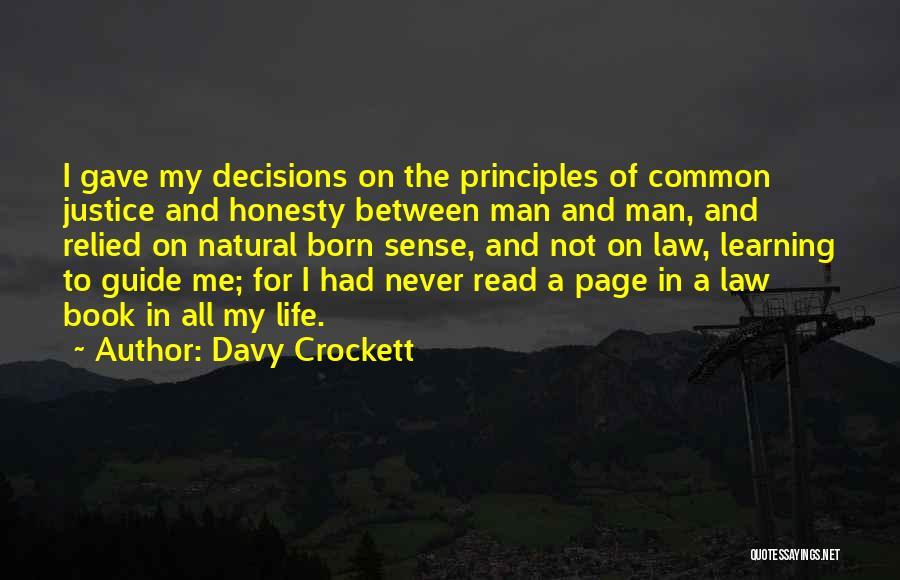 Davy Crockett Quotes 661530