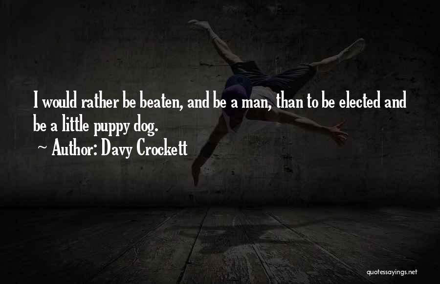 Davy Crockett Quotes 749191