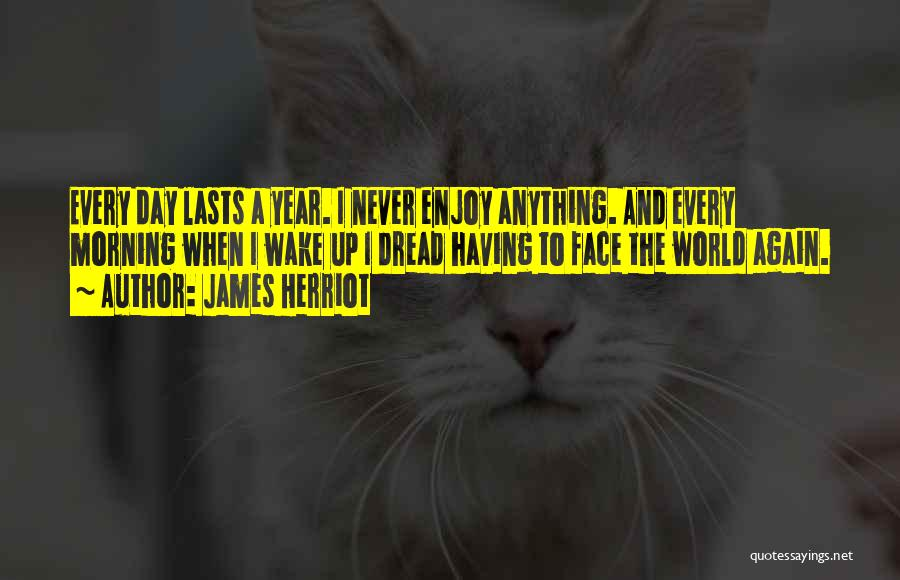 Day Morning Quotes By James Herriot