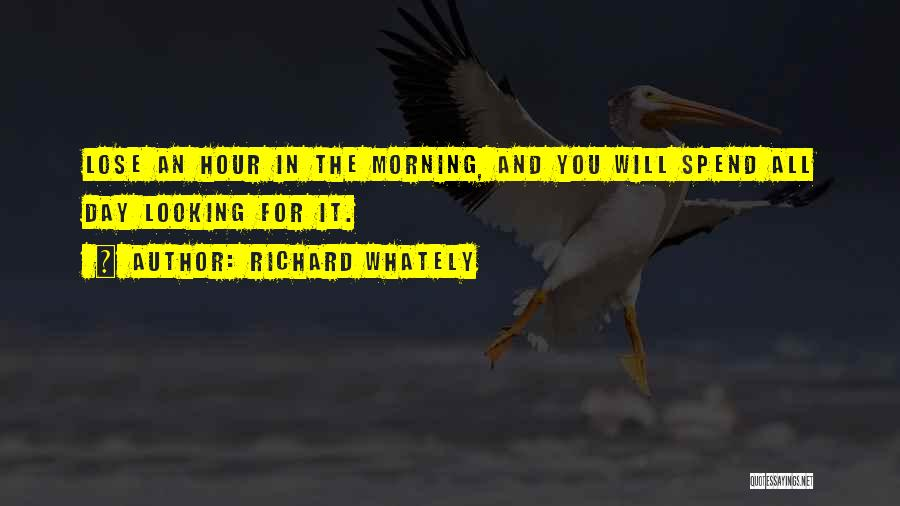 Day Morning Quotes By Richard Whately