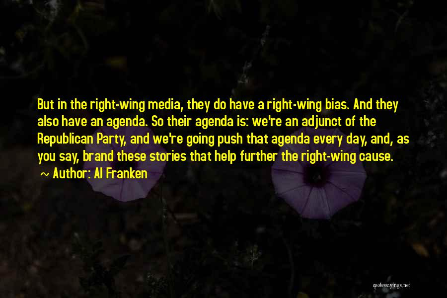 Day Wing Quotes By Al Franken