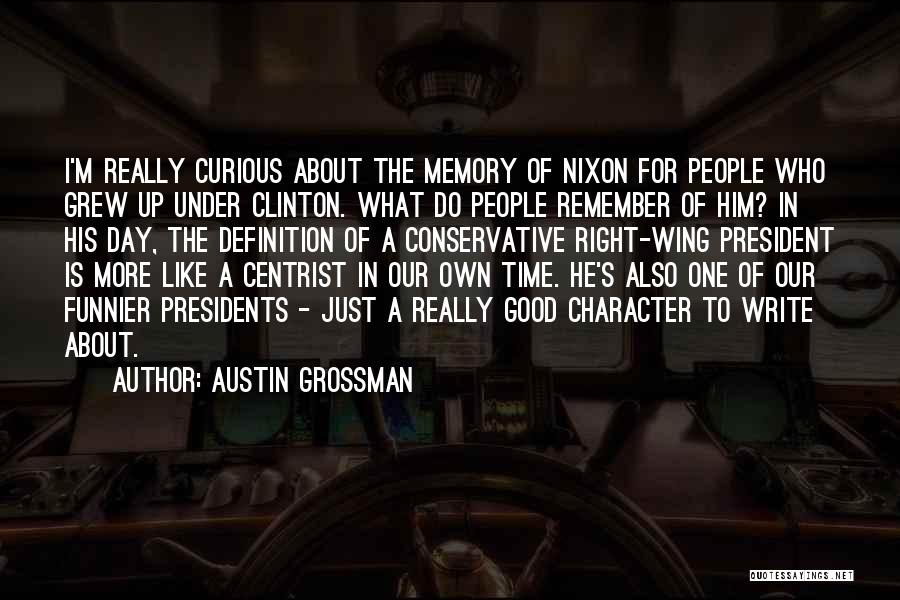 Day Wing Quotes By Austin Grossman
